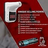 Zoom IMG-1 termometro a infrarossi per febbre