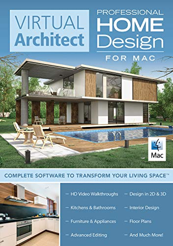 Virtual Architect Home Design Professional [Mac Download]