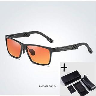 LKVNHP Marca Gafas De Sol Hombres Mujeres Gafas Vintage Gafas De Sol Gafas De Sol Polarizadas