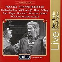 Gianni Schicchi by GIACOMO PUCCINI