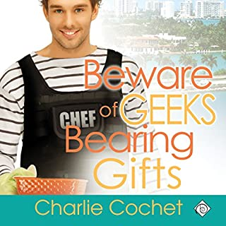 Beware of Geeks Bearing Gifts audiobook cover art
