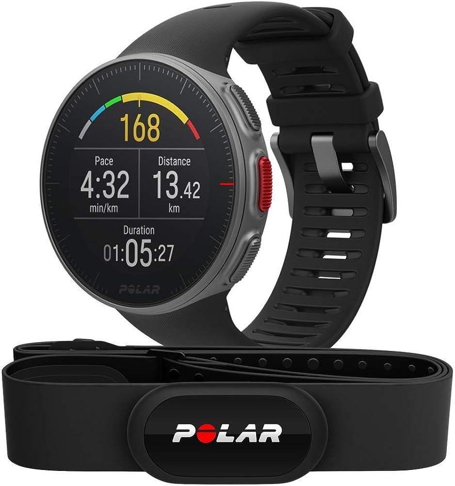 Polar vantage, sportwatch per allenamenti multisport e triathlon 90069634