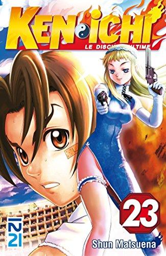 Ken-ichi, saison 1 : Le disciple ultime - tome 23 (Kenichi - Le disciple ultime)