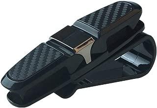 JPXyDfxn Del Visera del Coche Gafas De Sol De Las Gafa Clip Pinza Clip Gafas Suministros Soporte para Coche 4pcscar Entradas del Coche del Clip del Visera