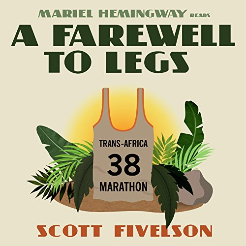 A Farewell to Legs audiobook cover art