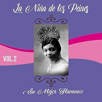 La Niña de los Peines / Su Mejor Flamenco, Vol. 2