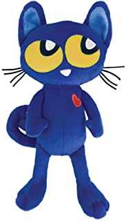 MerryMakers Pete the Kitty Plush Doll, 8.5-Inch