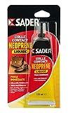 Sader Colle Contact Néoprène liquide - Tube de 125ml