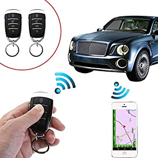 Gavita-Star - Universal Auto Remote Central Kit Door Lock Vehicle Keyless Entry System Car Alarm Systems Central Locking with Remote Control
