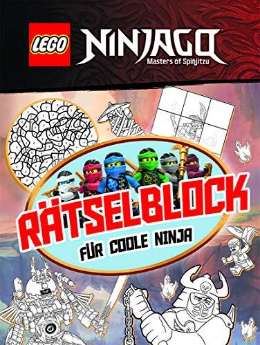 LEGO Ninjago - Rätselblock für coole Ninja