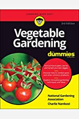 Vegetable Gardening For Dummies Kindle Edition