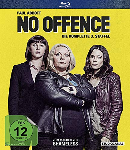 No Offence / 3. Staffel / Blu-ray