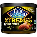 Blue Diamond Xtreme Favored Almonds (6oz, Cayenne Pepper)