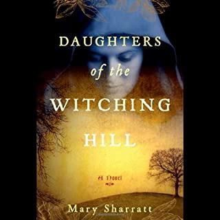 Daughters of the Witching Hill audiobook cover art