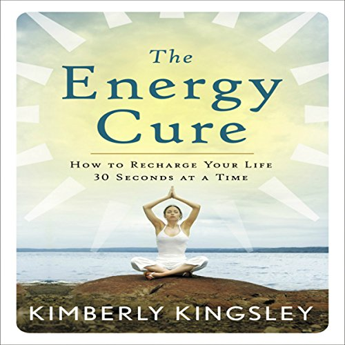 The Energy Cure audiobook cover art