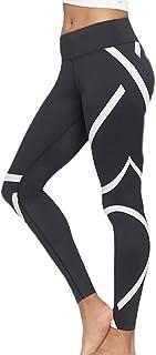 Women Pants Womens Splice Yoga Skinny Workout Gym Leggings Fitness Sports Cropped Pants