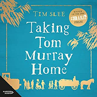 Taking Tom Murray Home audiobook cover art