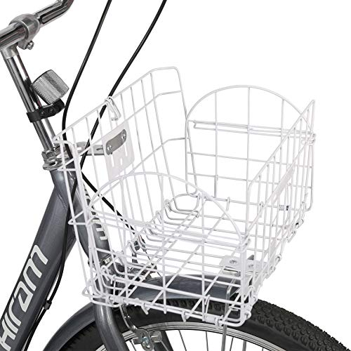 3-Wheeled Adult Tricycle with Removable Basket, 24