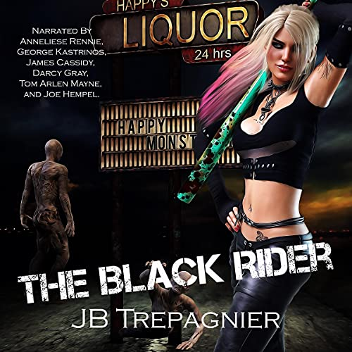 The Black Rider cover art