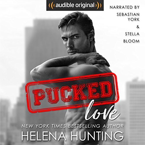Pucked Love audiobook cover art