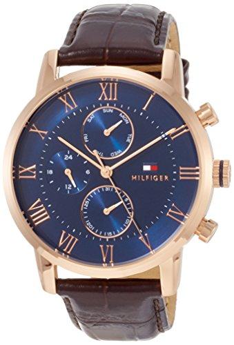[トミーヒルフィガー] 腕時計 1791399 メンズ ブラウン [並行輸入品]
