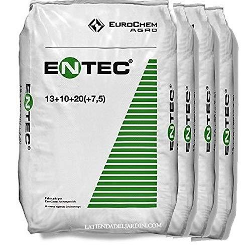 Suinga 200 Kg ABONO Fertilizante ENTEC Nitrofoska 20+10+10. Recomendado para OLIVOS. Inhibidor...
