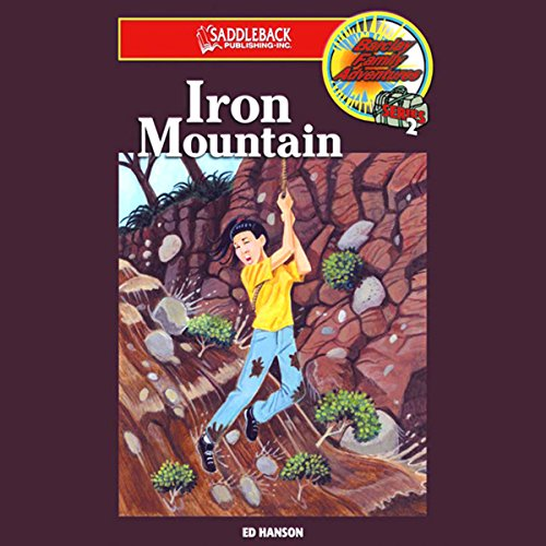 Iron Mountain audiobook cover art