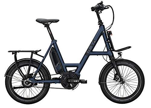 i:SY Drive XXL N3.8 ZR 2020 - E-Bike für große Fahrer, Farbe:Wet Asphalt