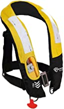 Eyson Inflatable Life Jacket Life Vest Highly Visible Manual