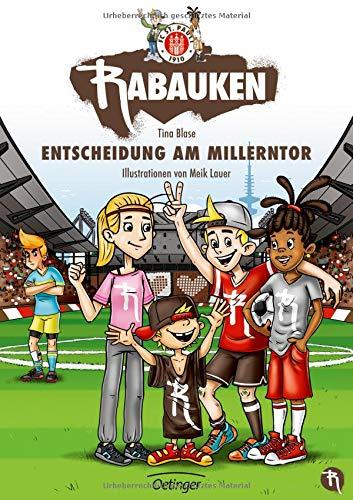 FC St. Pauli Rabauken: Entscheidung am Millerntor