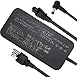 New 19.5V 9.23A 180W ADP-180MB F, FA180PM111 AC Adapter Compatible Asus Rog...
