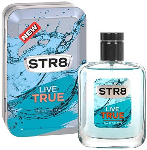 Desconocido STR8 Live True EDT 100ml