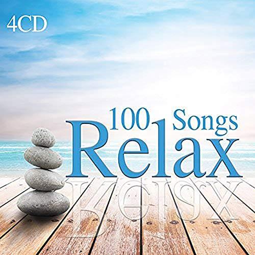 Coffret 4 CD de musique relaxante