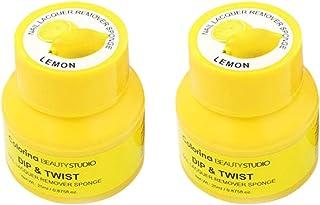 Minkissy 2pcs removedor de esmalte de uñas olla de fusión removedor de esmalte de uñas gel removedor de esmalte de uñas en...