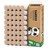 Bamboo wood pulp 4 layers hotel toilet paper roll paper, tissue paper, hollow
