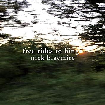 Free Rides to Bingo