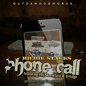 Phone Call (feat. Hit Skrewface & D-Edge)