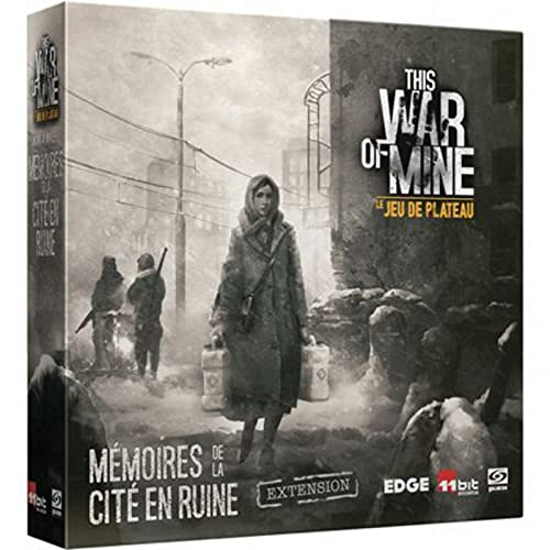 Edge This War of Mine : Mémoires de la Cité en Ruine