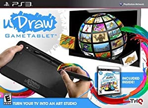 uDraw Game tablet with uDraw Studio Instant Artist by THQ for PlayStation 3
