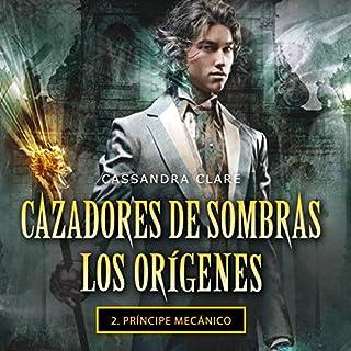 Príncipe mecánico [Mechanical Prince] audiobook cover art