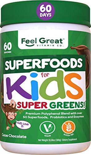 Superfoods Kids Variation (Cocoa Chocolate)