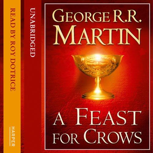 Couverture de A Feast for Crows (Part Two)
