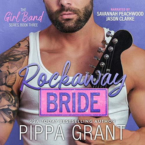 Rockaway Bride Audiobook By Pippa Grant cover art