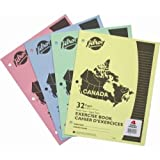 Hilroy Carnet d'exercice cousu 32 Pages/4 Pack