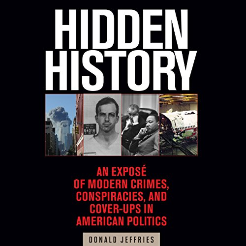 Hidden History  By  cover art