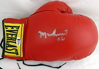 Muhammad Ali Autographed Everlast Boxing Glove Beckett BAS #A87004 - Beckett Authentication - Autographed Boxing Gloves