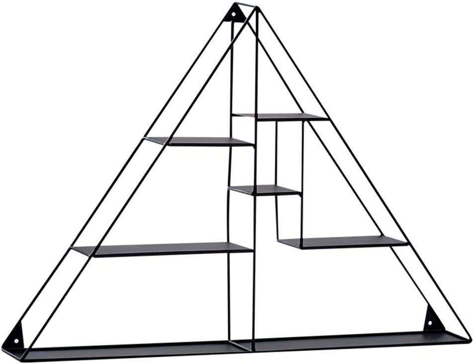 BLRYP Triangle Goods Racks Wrought Partition Decora Cash special price Iron Classic