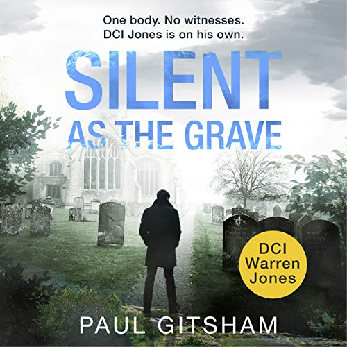 Silent as the Grave cover art