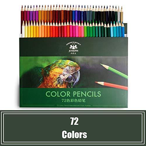 HEELPPO Lapices Colores Niños Lapices Colores Profesionales Lapices Colores Ceras De Colores...
