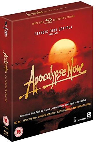 Apocalypse Now/Apocalypse Now Redux/Hearts Of Darkness [Edizione: Regno Unito] [Edizione: Regno Unito]